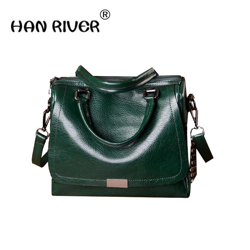 HANRIVER 2018 Autumn and winter new hand bill of bill of the shoulder bag of fashion women bag slant 2017 autumn and winter new female bag of