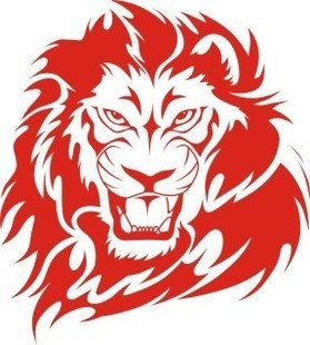 Shitou garland the lion king rattan spare tire stickers engine cover door side door reflective stickers  Freeshipping