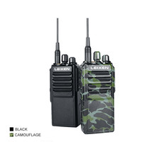 LEIXEN 25W High Power Portable Two Way Radio Super Long Distance UHF 400 480MHz 16 Channel Handheld Walie Talkie 4000mAh Battery