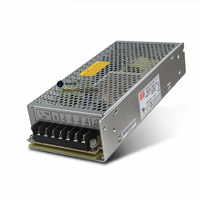 100-240Vac к 24VDC  156 Вт  24V6.5A UL перечисленные источники питания  светодиодный светильник  драйвер СВЕТОДИОДНОЙ вывески  NES-150-24