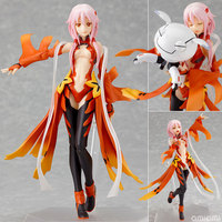 Figma 143 Guilty Crown Yuzuriha Inori PVC Action Figure Model Toy 14 5cm Box Packaged Free