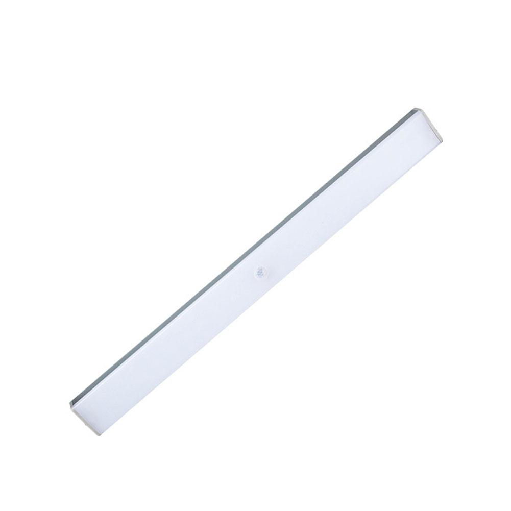 SOLLED USB Charging 68 LEDs Cabinet Smart Sensor Lamp Human Body Induction Dimming Night Light Wardrobe Closet Lamp