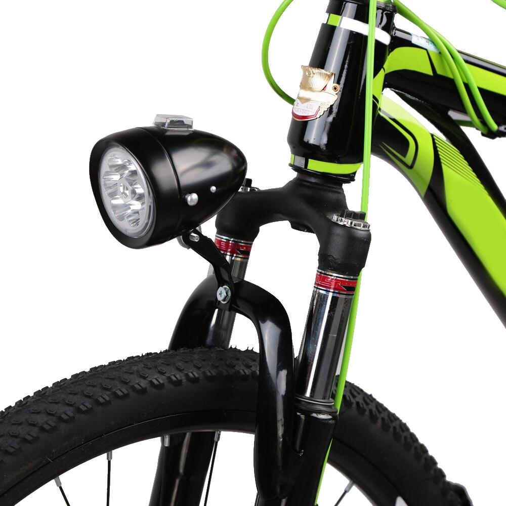 Bicycle Accessory Vintage 6 LED Retro Bike Lights Front Lamp DIY ...