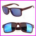 2017 verão new moda óculos óculos de sol dos homens esportes oculos de sol cor de madeira óculos de sol para as mulheres óculos de marca de grife
