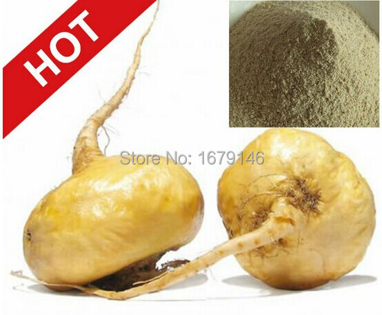 GMP Factory supply  1KG Maca extract powder / Lepidium meyenii Maca Free shipping