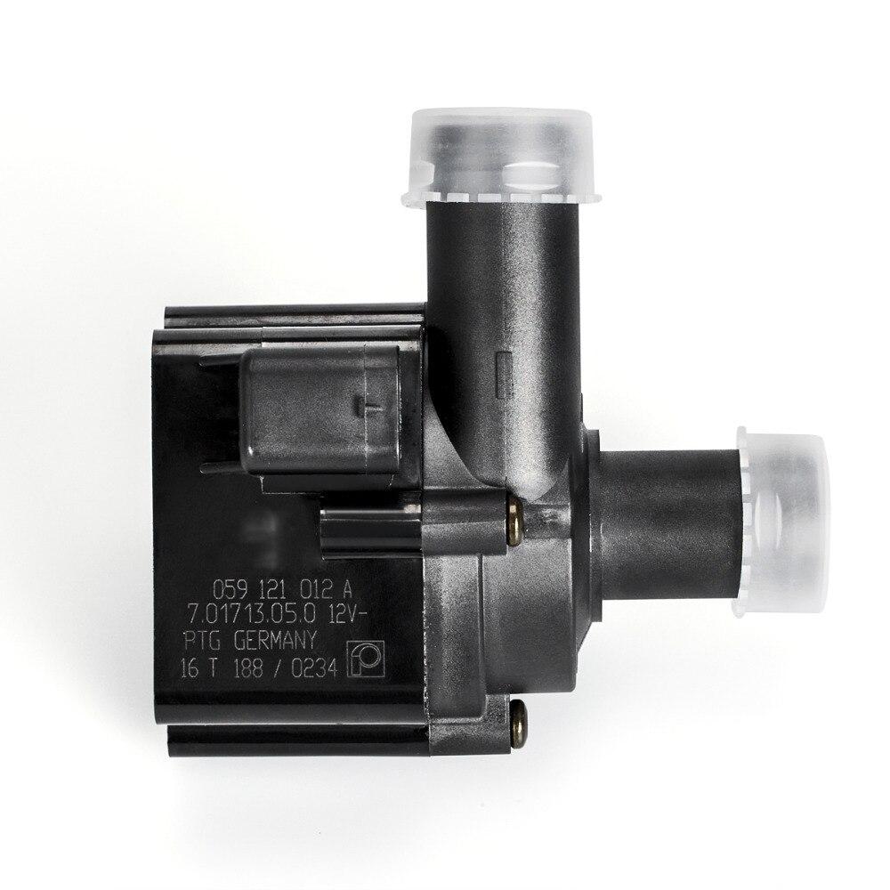Pompe à eau auxiliaire de refroidissement pour Audi A4 A5 A6 Q7/VW Amarok Crafter Phaeton Touareg 059121012A