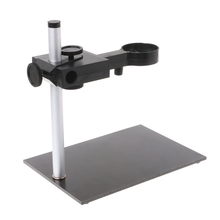цена на Universal Digital USB Microscope Holder Stand Support Bracket Adjust up and down