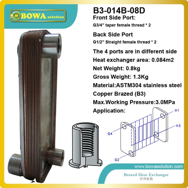 Вес пластины в теплообменнике Паяный пластинчатый теплообменник SWEP B200T Чебоксары