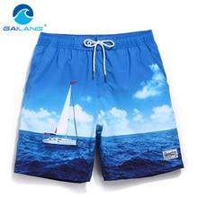 Gailang Brand Beach Shorts Board Men Bermuda Swimwear Swimsuits Boxers Plus Size