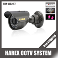 Best price 700TVL CMOS IR-CUT 960H 36pcs IR leds Day/night waterproof indoor / outdoor CCTV camera with bracket. Free Shipping