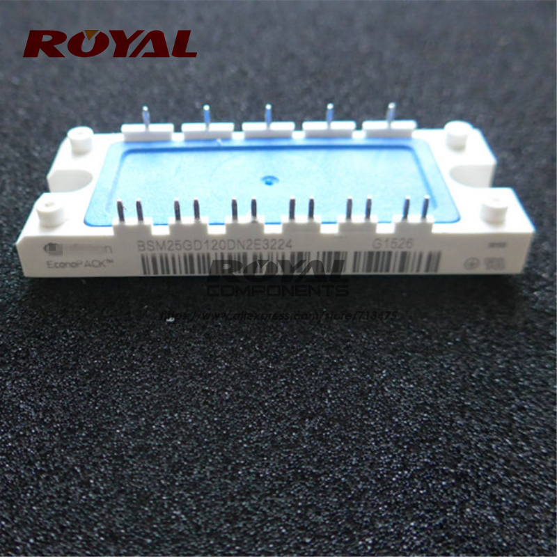 1PCS BSM25GD120DN2E3224 module