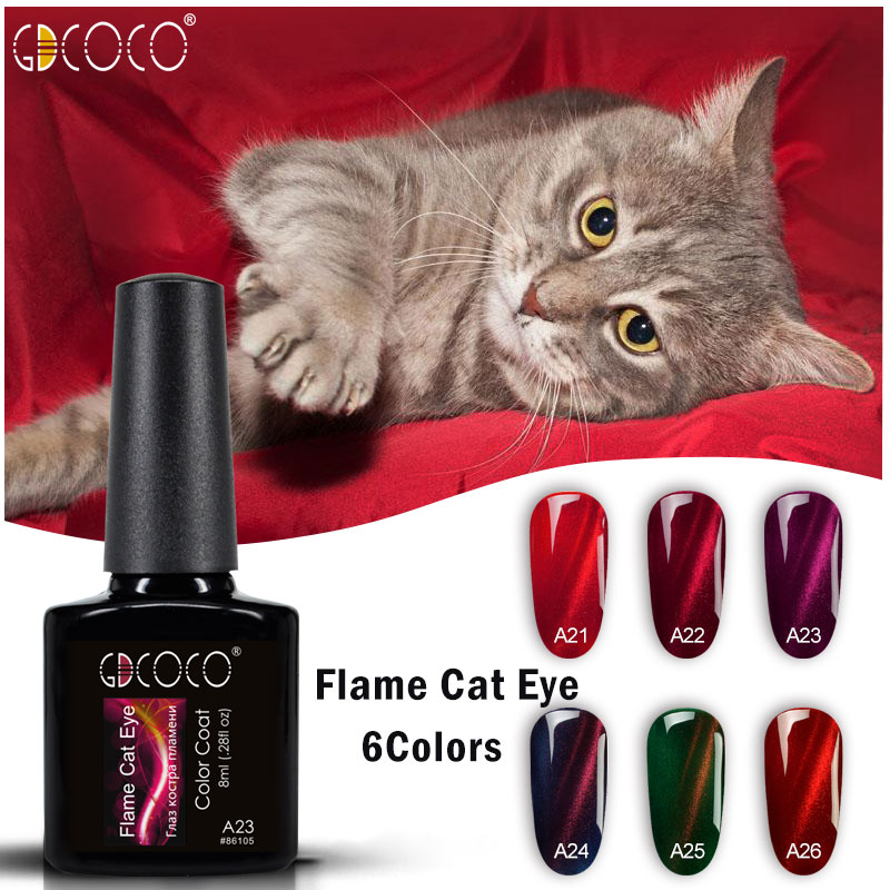 Nails Art & Tools Zation Gel Nail Polish Magnet Stick Magic Effect Fashion Cat Eye Acrylic Lacquer Uv Led Soak Off Semi Permanent Gel Varnish Ture 100% Guarantee Nail Gel