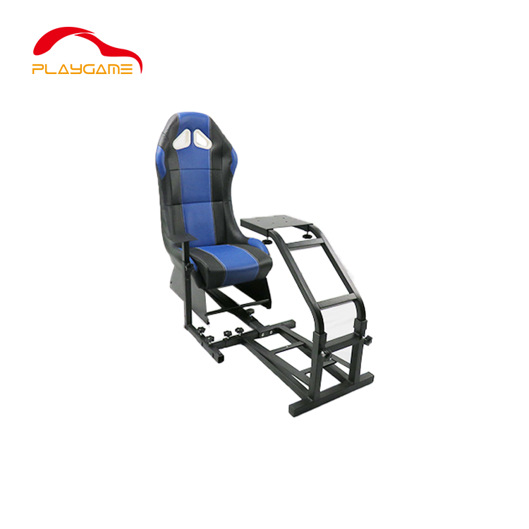 Hot Sale Indoor Game Machine 3d Driving Car Racing Simulator For Logitech Playstation Xbox 360 Wii Mac PC Thrustmaster