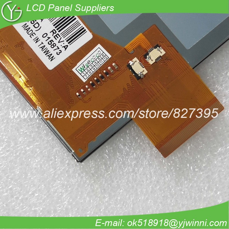 Image 2 - TX09D40VM3CBA     3.5inch TFT LCD Panel-in LCD Modules from Electronic Components & Supplies