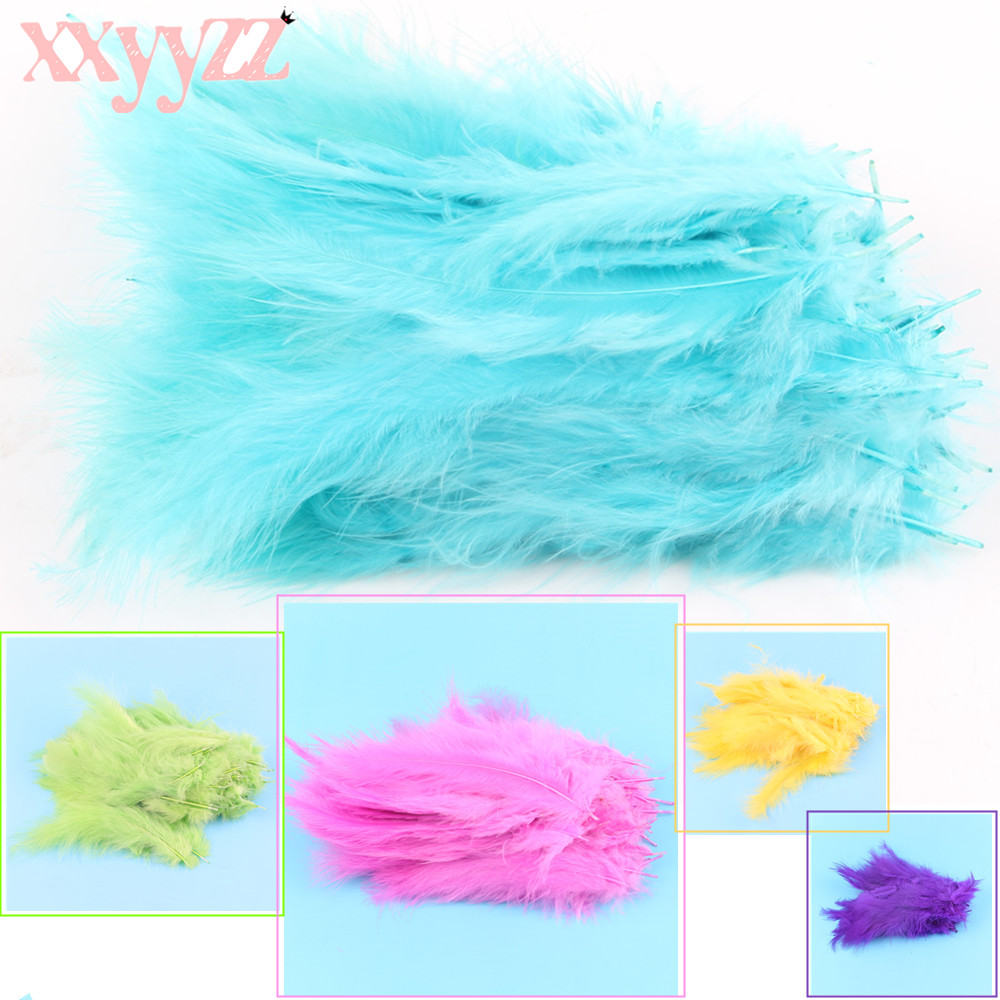 Ballons & Accessories Generous Xxyyzz 100pcs 4-6 Inches 10-15 Cm Chicken Plumes Turkey Marabou Feathers For Carnival Halloween Christmas Diy Craft Decoratie Ample Supply And Prompt Delivery Home & Garden