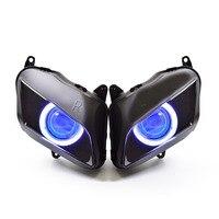 KT LED Headlight for Honda CBR600RR 2007 2012 V1