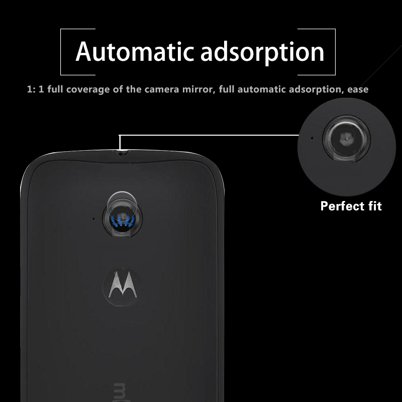 Ultra-thin Back Camera Lens Tempered Glass Film For Motorola Moto XT1254 Droid Turbo Rear Rear Lens Protective Film Glass