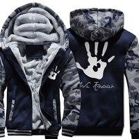 2019 new Skyrim Dark Brotherhood Hand pattern hoodies men sudaderas hombre hip hop funny fashion casual men's sportswear