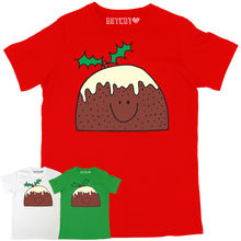 MR XMAS PUDDING FESTIVE MENS FUN NOVELTY PUD CHRISTMAS T-SHIRT New T Shirts Funny Tops Tee Unisex