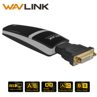 Wavlink High Speed USB 3.0 zu HDMI Video Graphics Display Adapter w/HDMI Dvi-konverter 1080 P für Windows 10/8. 1/8/7/XP Mac