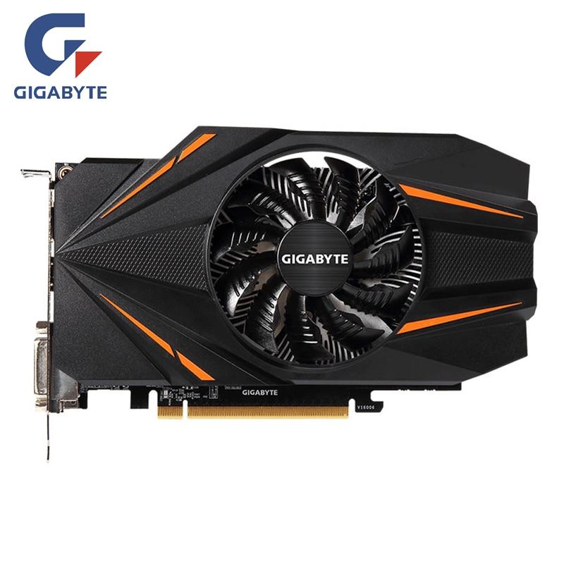 GIGABYTE Original GPU GTX 950 2GB Video Card 128Bit GDDR5 Graphics Cards For NVIDIA Geforce GTX950 Computer Map Videocard