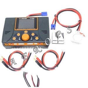 Image 3 - Aerops ICharger 406Duo 1400W 2*6S 40A RC araba ve helikopter güç kaynağı senkron Lipo pil şarj dengeleyici /deşarj