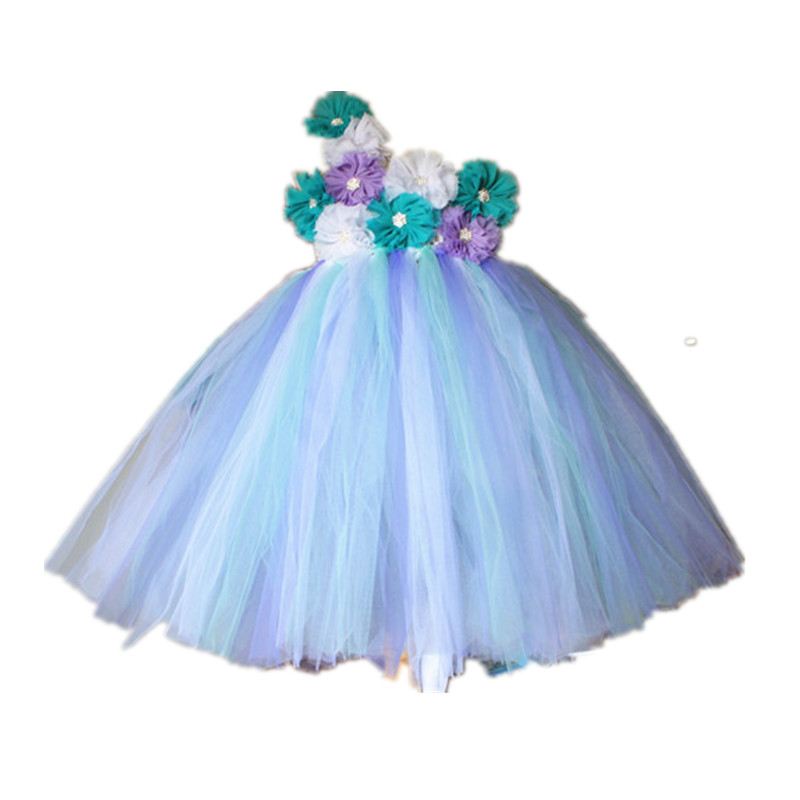 BBWOWLIN Pink Formal Gowns Flower Girl Dresses Baby Girl Tutu Dress Wedding Birthday Party Princess Kids Clothes  80177 cs dx18 universal chip resetter for samsung for xerox for sharp toner cartridge chip and drum chip no software limitation