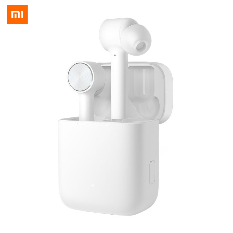 Original Xiaomi Xiaomi Air TWS Bluetooth Earphones True Wireless Earbuds Touch Control with Charging Box Wireless