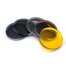 1.50 1.61 1.67 polarized optical prescription Myopia lenses sunglasses night vision reading glass lenses for eyes Custom lenses myopia tinted film eyeglass sunglasses lenses color dyed sheet gradient resin lenses large diameter custom prescription lenses
