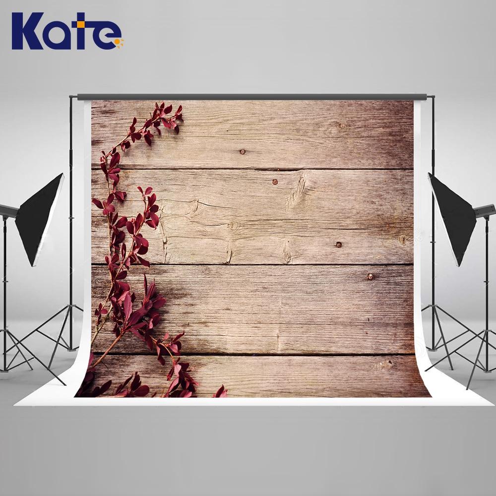 Kate Newborn Flower Wood Backdrop Wedding Backdrops Customize Seamless Photo For Studio Custom