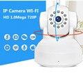 Alta resolução de dois cabos áudios Wi-fi 2.5db Nuvem de Alarme Inteligente casa p2p Câmera IP sem fio pt suporte max 128G cartão de memória cartão