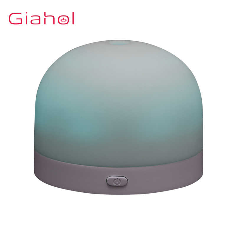 Aroma Essential Oil Diffuser Aromatherapy Wireless Ultrasonic Mist Maker Aroma-Therapy For Home Office LED Night Light Diffuser