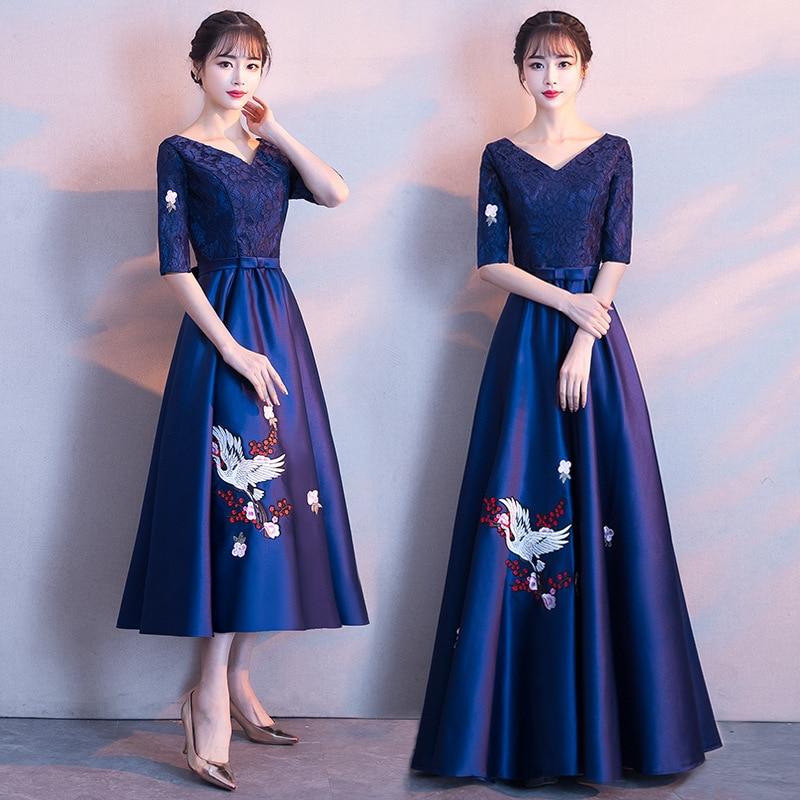 2018 Wedding New Knee-length Solid A-line Evening Dress2018 Wedding New Knee-length Solid A-line Evening Dress