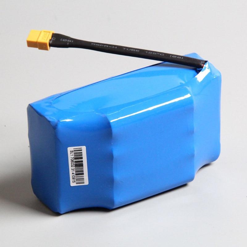 36V 4.4AH Li-ion battery for Hover board Smart Balance Scooter 6.5   8  10 inch Replacement аксессуар аккумулятор практика 10 8v 1 5 ah li ion 779 325 для makita