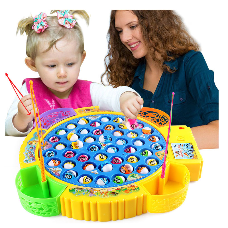 Childrens-Classical-Fishing-Toys-Set-Electric-Rotary-Music-Fishing-Set-Baby-Puzzle-Toys-Electric-Rotating-Fishing-Game-As-Gift-1