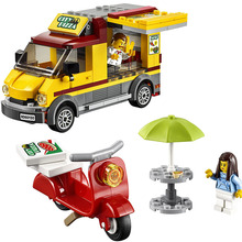 Buy Lego City 60150 Pizza Van And Get Free Shipping On
