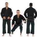 Top Qualidade Brasil Brasileira de Judô KORAL Jiu Jitsu Gi Bjj Gi Cinto Presente Clássico Preto Branco Azul branco kung fu A1-A5