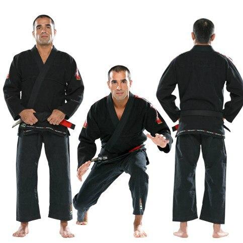 цены на Top Quality Brazil Brazilian KORAL Jiu Jitsu Judo Gi Bjj Gi Classic Black Blue White Present white Belt kung fu A1-A5 в интернет-магазинах