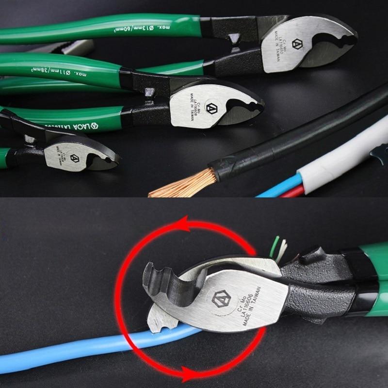 Multifunkční kleště na řezání kabelů LAOA Kleště na - Ruční nářadí - Fotografie 4