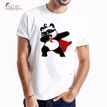 2QIMU Summer Cotton Funny T-Shirts Mens Short Sleeves Fashion Doodle Cartoon Print T-Shirt Casual Clothes 2019 Tops Tees