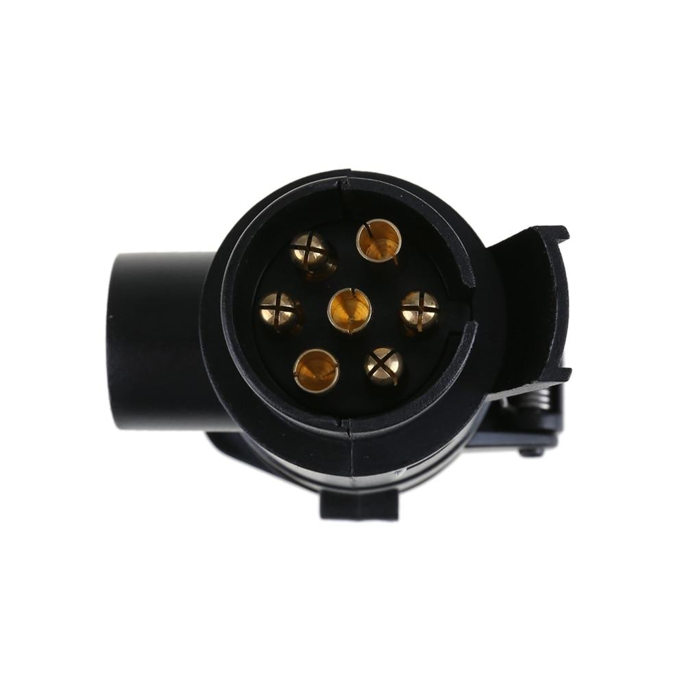 12 V 7 Pin auf 13 Pin Din Socket Europäische Norm Anhänger ...