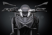Universal CNC De Aluminio de La Motocicleta Retrovisor espejo Lateral para Yamaha Honda Suzuki Kawasaki Ducati KTM BMW TOMOK Hyosung