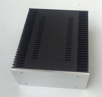 2612 blank space version Full Aluminum Power amplifier Enclosure chassis case heatsink