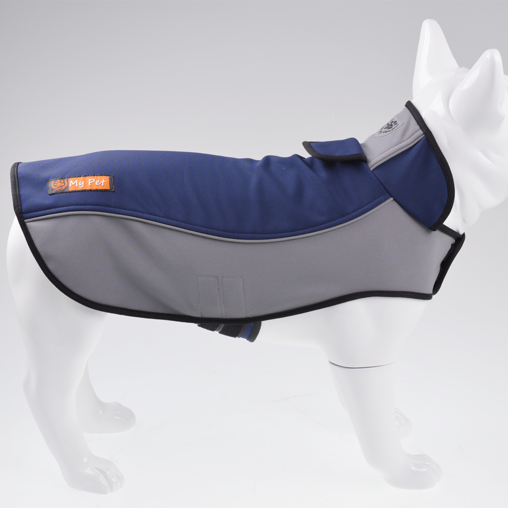 Soft Clothes For Dogs Fashion Mascotas Night Safe Reflective Waterproof Outdoor Warm Pet Dog Clothing Roupa Para Cachorro S-3XL