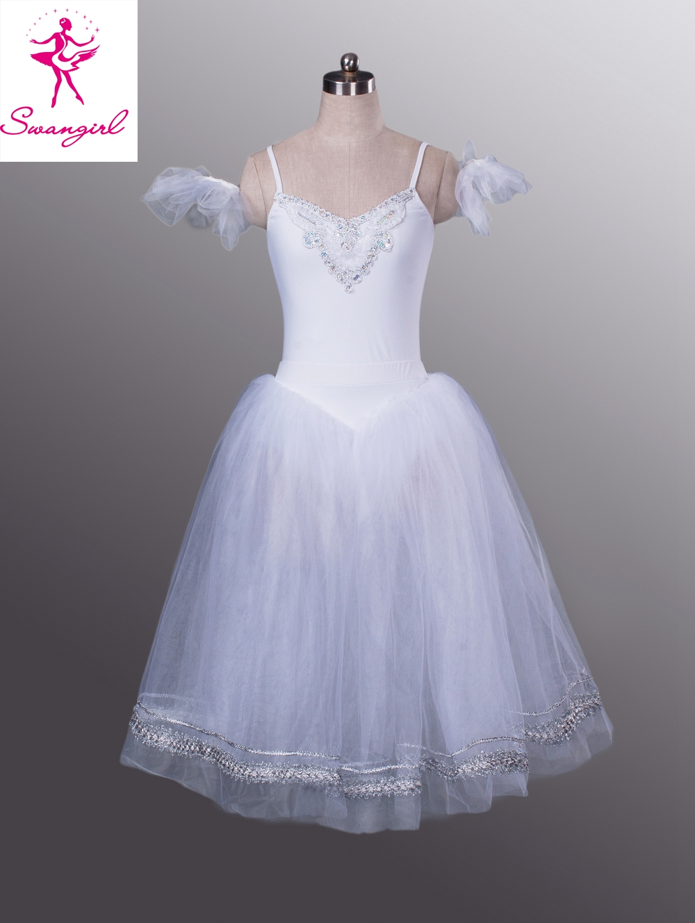 blue lyrical dance costumes
