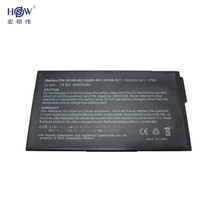 HSW 5200MAH 8cells NC6000 Laptop Battery, NW8000 laptop battery, NC8000 NC8200 battery NX5000  bateria akku