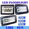AC85-265V 400W 500W 600W LED Floodlight Outdoor LED Flood light lamp waterproof LED Tunnel light lamp street lapms