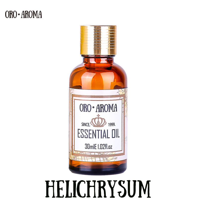 Famous brand oroaroma natural Helichrysum Essential Oil antiinflammatory Anti-aging Relieve depression Helichrysum OilFamous brand oroaroma natural Helichrysum Essential Oil antiinflammatory Anti-aging Relieve depression Helichrysum Oil