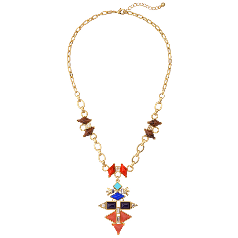 Cute Fashion Winter New Colorful Sweater Jewelry Necklaces for Women Statement 2017 Black Friday Sale