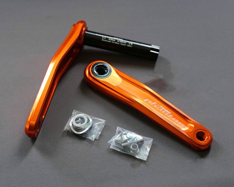 Fovno GXP bicicleta de montaña de la aleación de aluminio de bielas bicicleta manivela aleación de aluminio bicicleta - 5